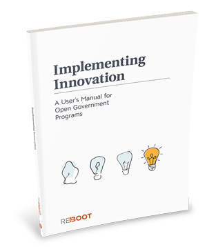 Implementing Innovation book